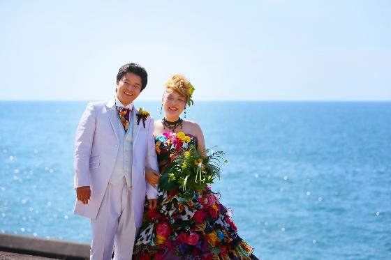 福島ご夫妻ご夫妻