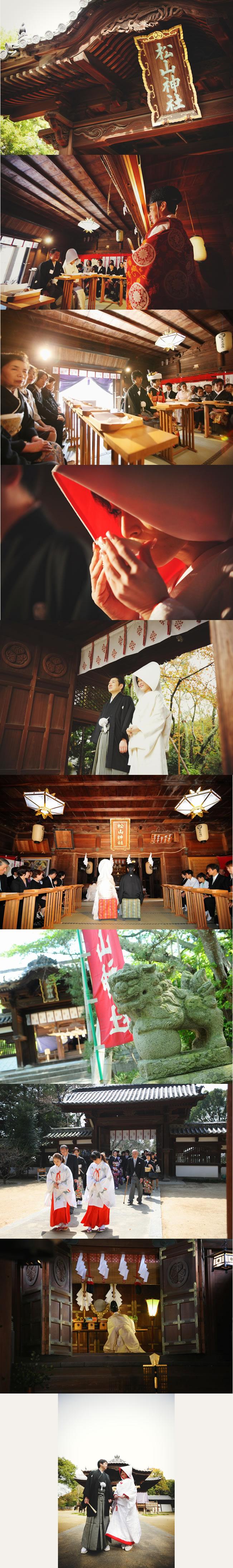 松山神社フォトギャラリー