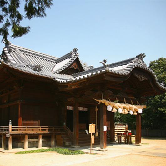 松山神社イメージ