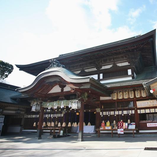 椿神社イメージ