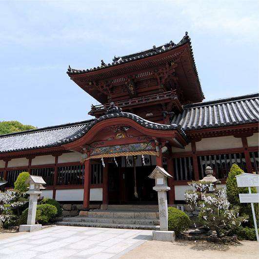 伊佐爾波神社イメージ