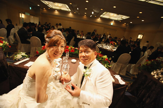中川ご夫妻ご夫妻