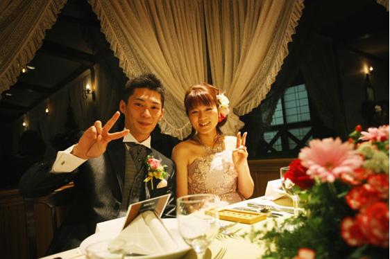 西川ご夫妻ご夫妻