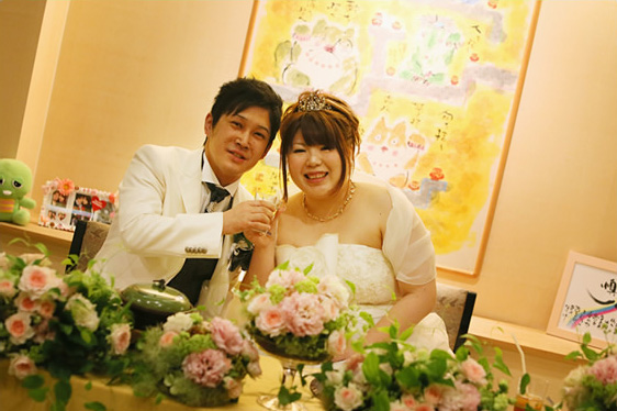 西山ご夫妻ご夫妻イメージ